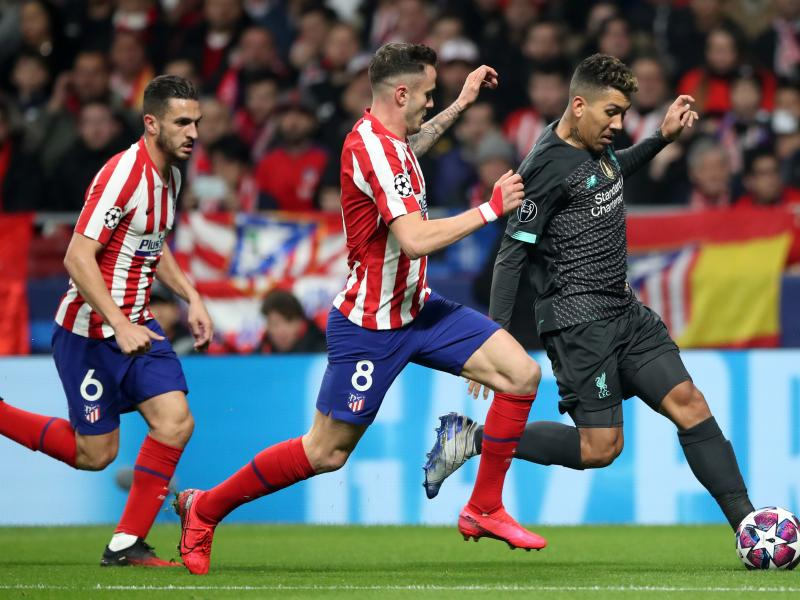 Atletico Madrid 1-0 Liverpool: Saul's early strike sinks Reds in Spain