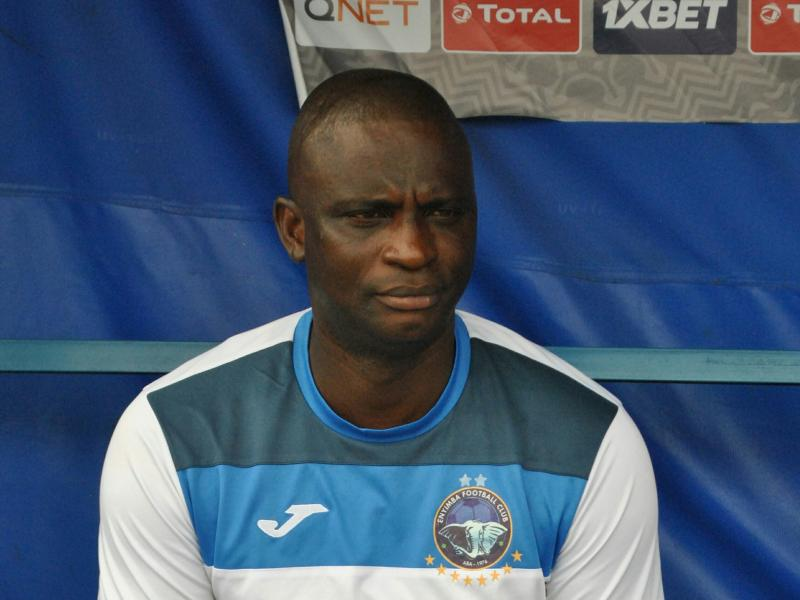 Enyimba head coach Osho reacts to CAF Champions League exit