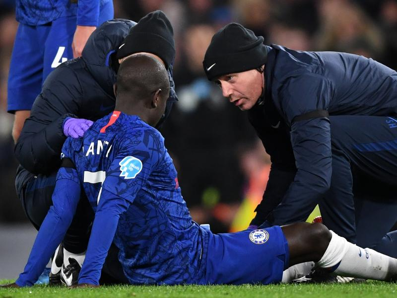 N'Golo Kante injury: Chelsea midfielder to miss key fixtures due to muscle injury