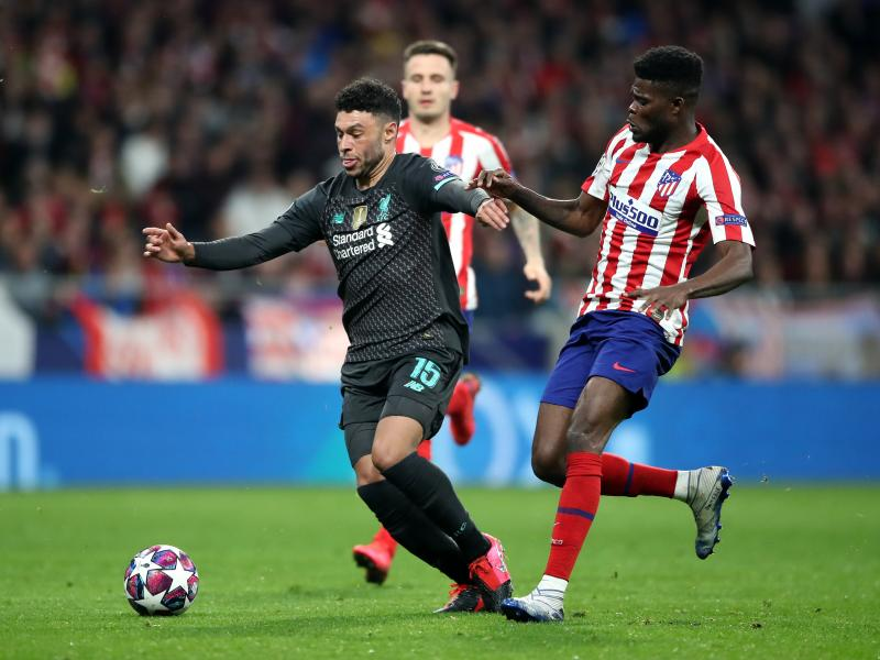 🇬🇭🔴 Partey: It's a dream to face Liverpool