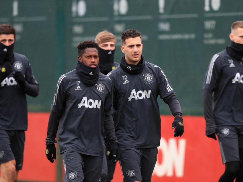 Revealed: Man United's squad for Europa League clash against Club Brugge