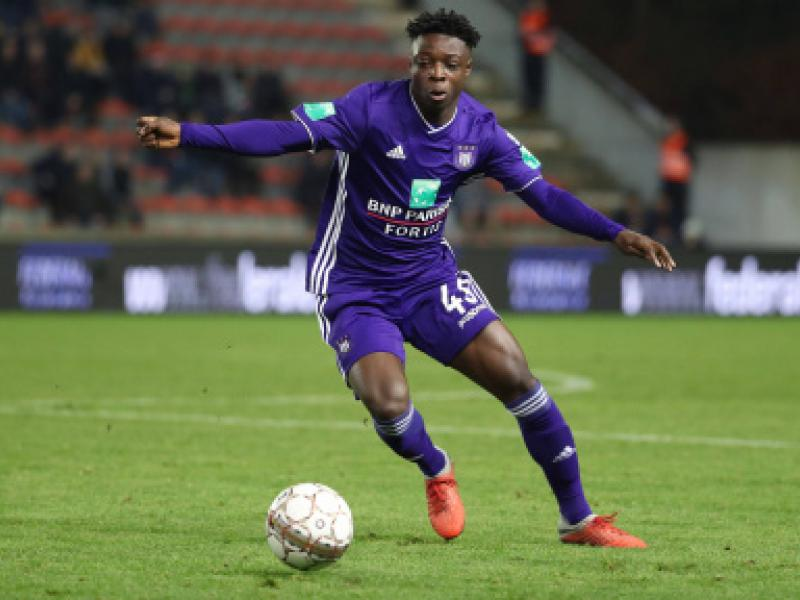 Anderlecht teenager Jeremy Doku almost joined Liverpool