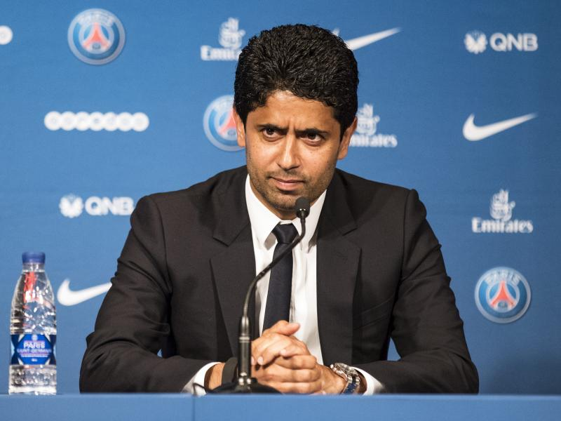 PSG president charged with bribing ex-FIFA secretary general