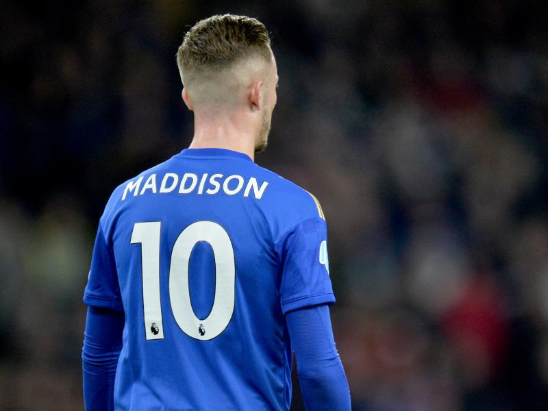 Jaap Stam feels James Maddison will be a better fit at Manchester United