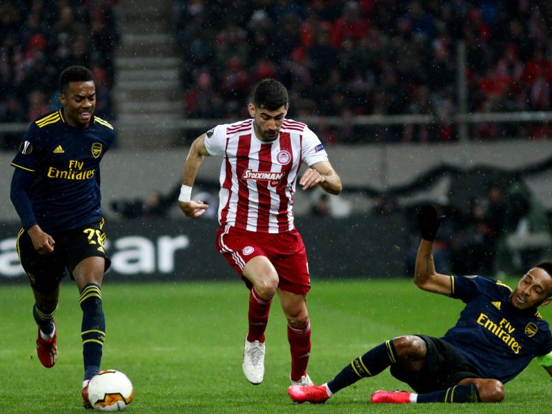 Here's why Arsenal's Europa League match against Olympiacos will not be played at a neutral venue