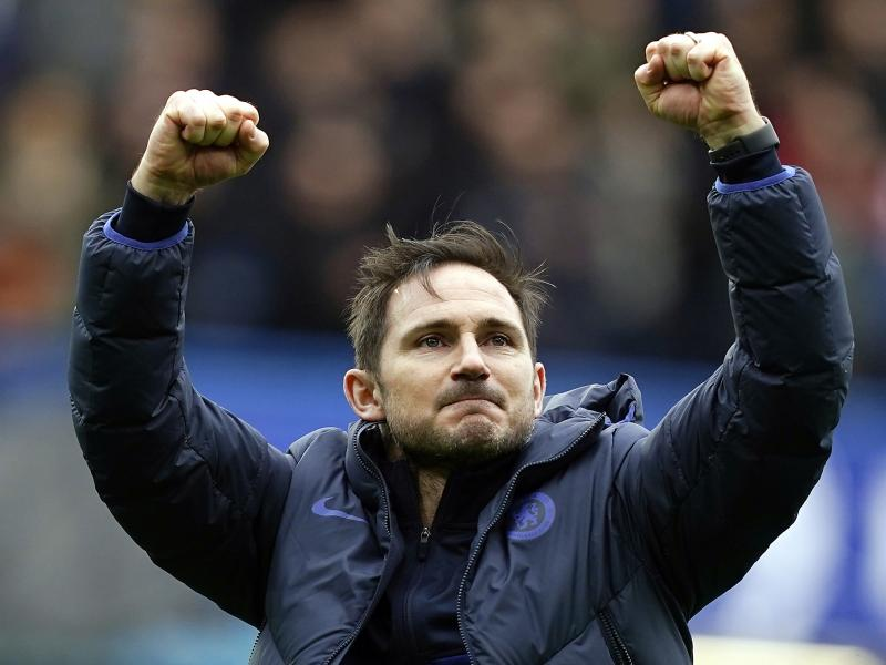 Lampard explains tactical approach that saw them beat Tottenham