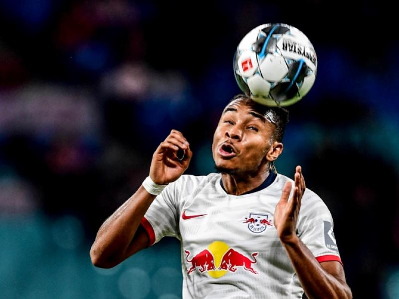 RB Leipzig youngster Nkunku sets assists record in Bundesliga