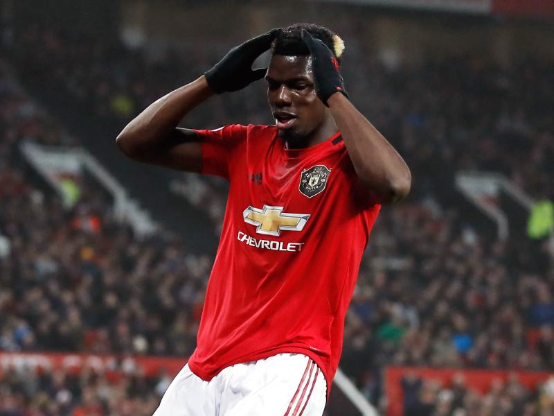Injury updates on Paul Pogba and Anthony Martial