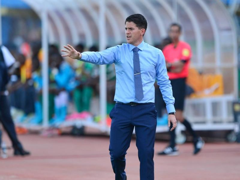 🇺🇬 Why McKinstry wants to be the last foreign coach to handle Uganda Cranes