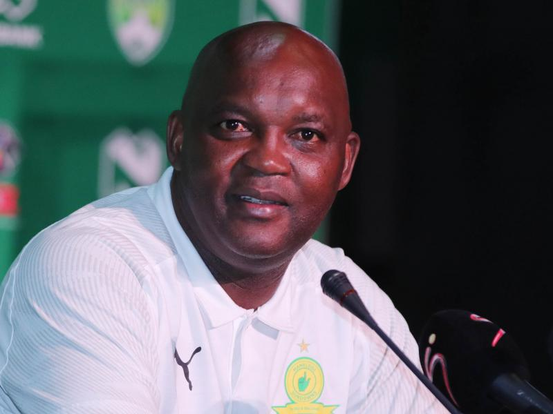 Pitso on Al Ahly mission: You must be smart with the fouls