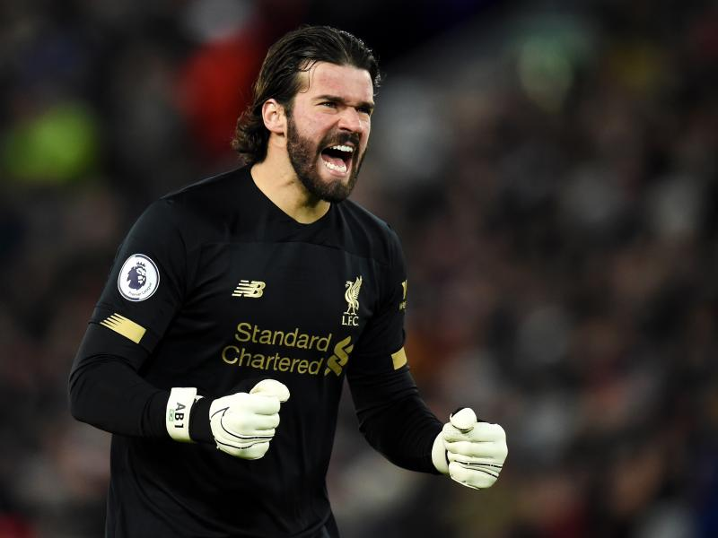 📉 Alisson has cost Liverpool more goals than Karius and Mignolet