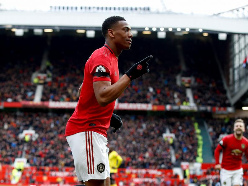 Why Anthony Martial missed match against Southampton