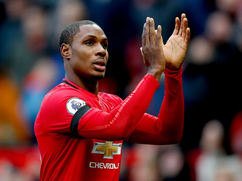 Three English outlets rate Odion Ighalo in Man United win over LASK