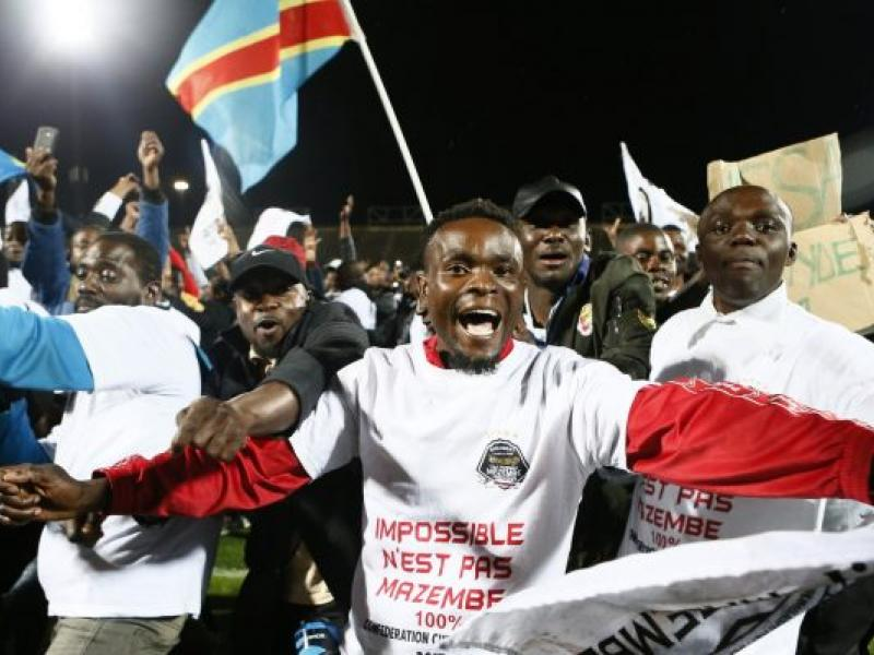 🇲🇦 🏆 CAF CL: Raja Casablanca grants free entry to TP Mazembe fans