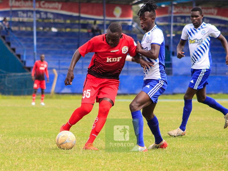 Ulinzi Stars hand Sofapaka second consecutive defeat as ten-man AFC Leopards secure slim victory