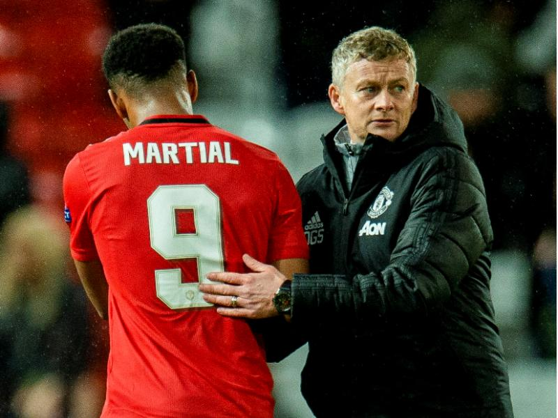Reports: Man United want to sell Anthony Martial this summer