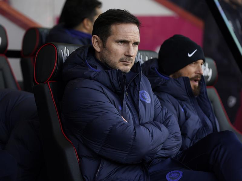 Frank Lampard highlights Chelsea's summer transfer plans