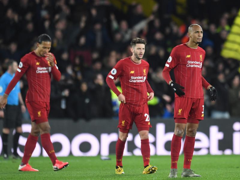 Arsenal post celebratory invincibles message following Liverpool's shock defeat to Watford
