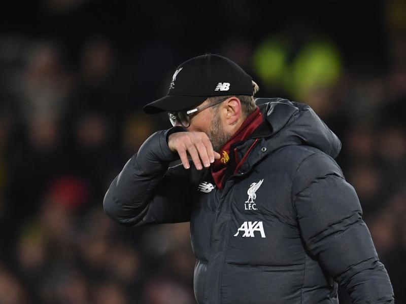 Klopp reveals he was moved to tears by NHS workers