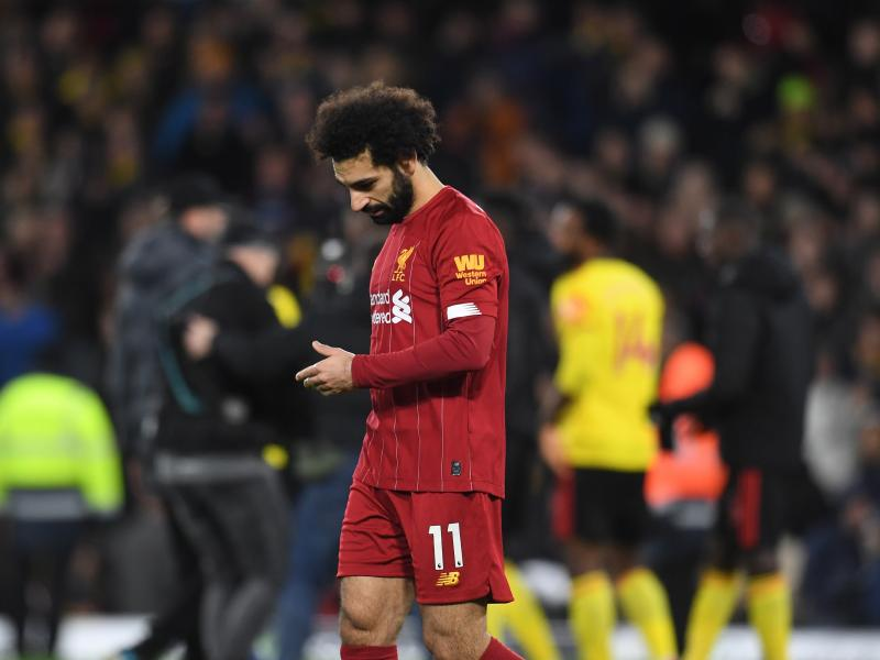 Egyptian legend claims that Mohammed Salah is unhappy at Liverpool