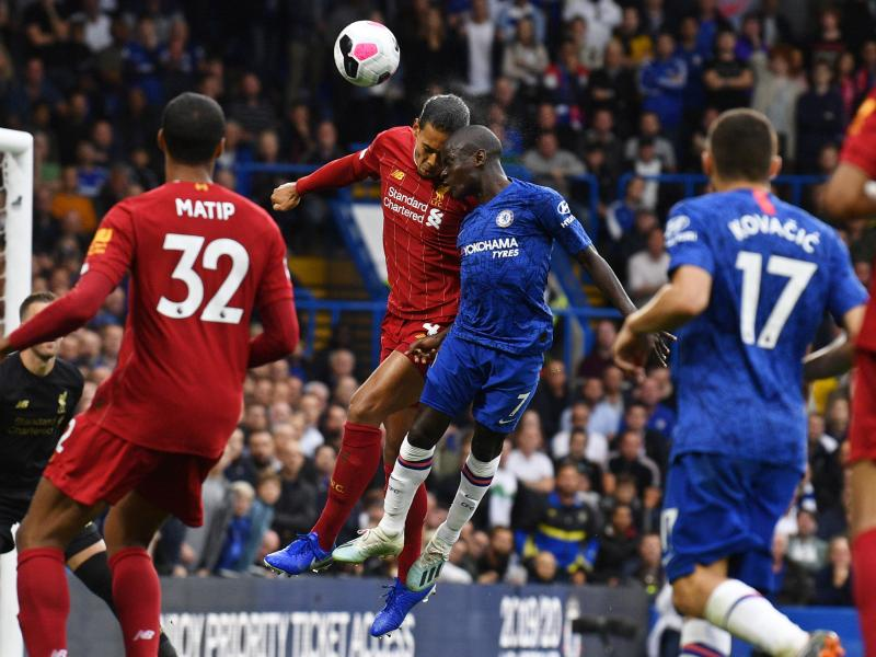 🔵🔴 Chelsa vs Liverpool: Key stats ahead of Stamford Bridge showdown