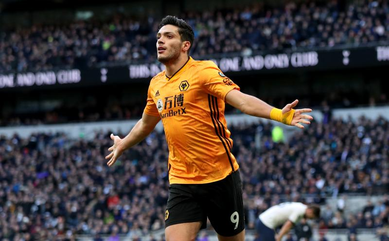 Raul Jimenez in bullish mood ahead of Premier League season finale