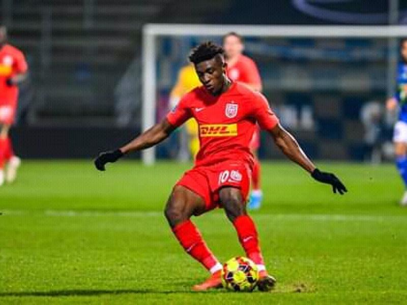 Ghanaian teenager Mohammed Kudus continues top form for FC Nordsjaelland