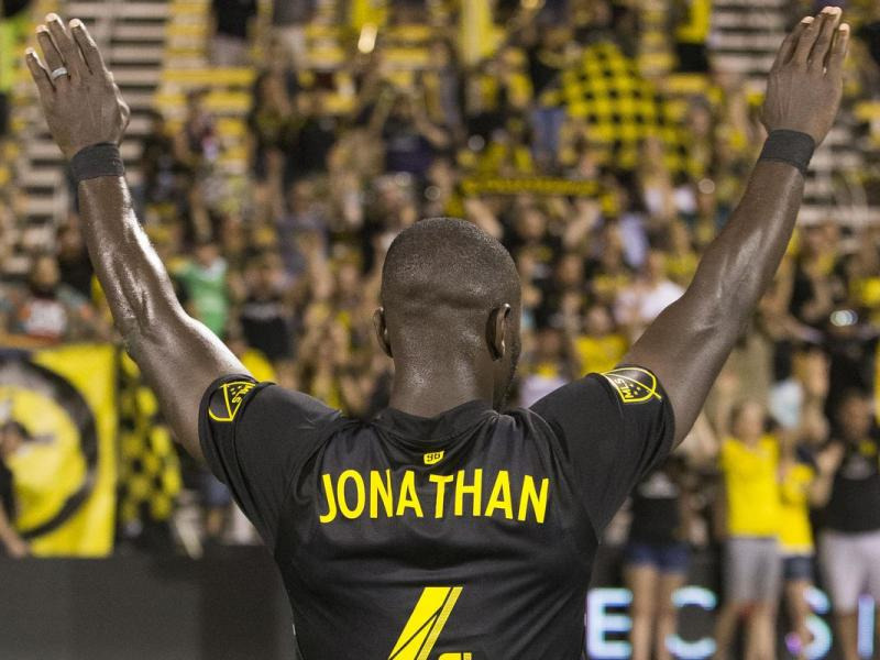 Jonathan Mensah looks back at first-ever goal for Columbus Crew