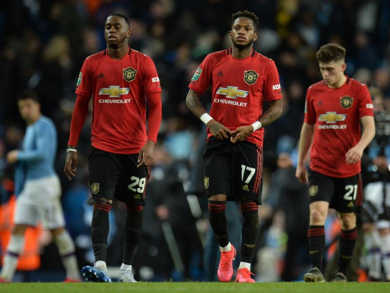 Man United duo likely to miss Derby clash