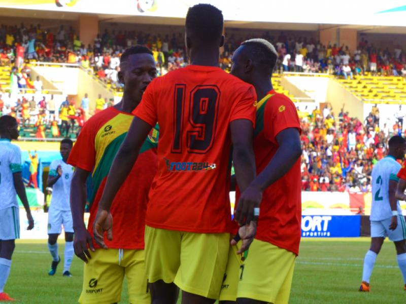 Guinea to stage special Africa U-20 tournament