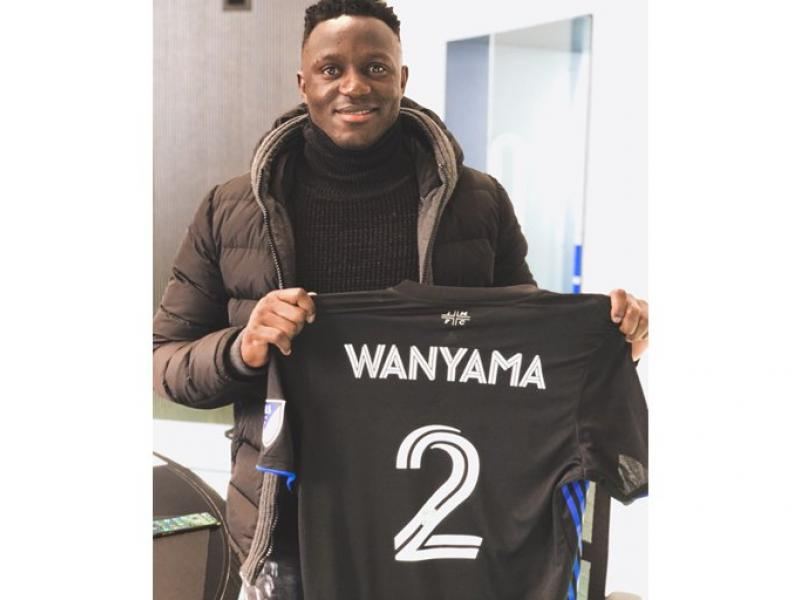 Victor Wanyama posts message to Spurs after move to MLS with Impact Montreal