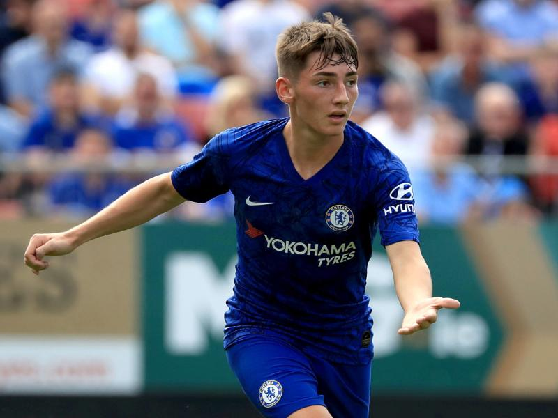 Agreement reached: Billy Gilmour set to join Norwich