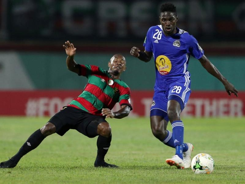 Mind games as TP Mazembe claim Raja's Ben Malango has been sanctioned by FIFA