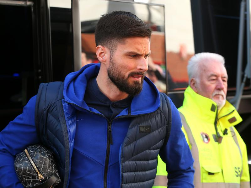 Chelsea striker Giroud keen to prove his worth at Stamford Bridge