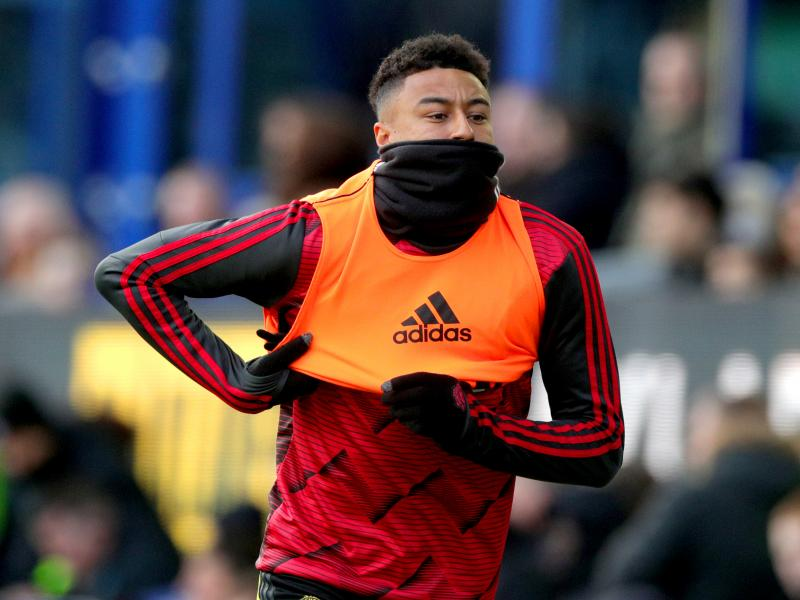 Jesse Lingard in talks with French side Nice over a loan move