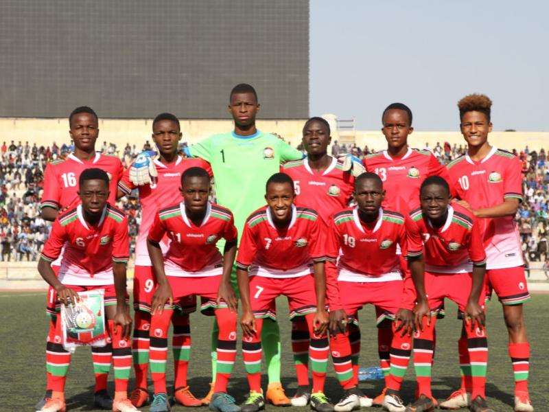 Kenya U16 pooled alongside Spanish and South African sides for Mediterranean International Cup