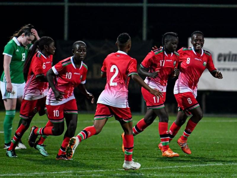 Charles Okere appointed new Harambee Starlets head coach