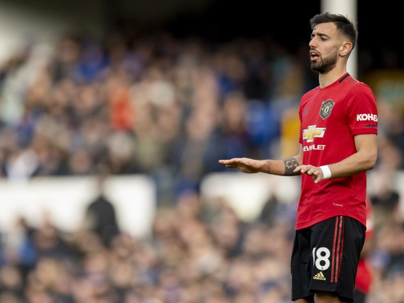 Hargreaves compares Bruno Fernandes to Manchester City ace Kevin de Bruyne