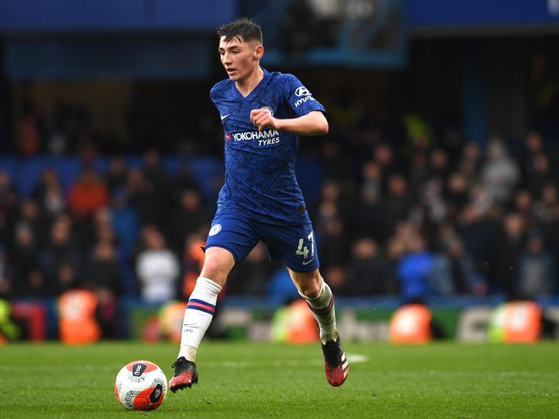 Mount promises to ground Chelsea wonderkid Billy Gilmour