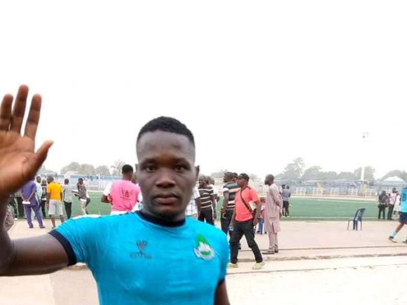 🇳🇬 Tragic: Nasarawa United player dies on the pitch