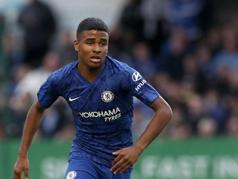 Loan deal: Charlton Athletic sign Chelsea left-back