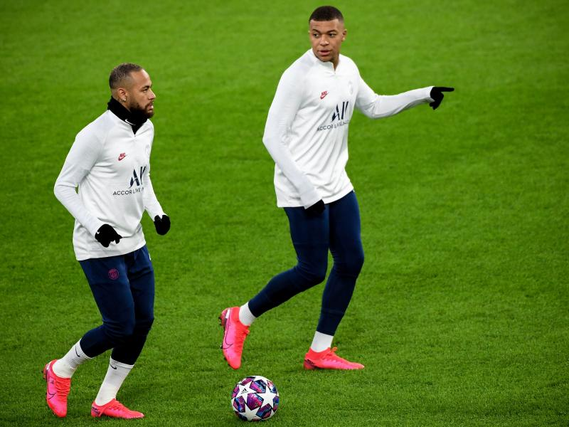 🚨 CONFIRMED LINEUPS: Mbappe benched as PSG, Dortmund release teams for face off