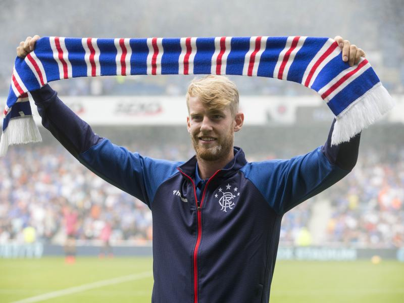 Rangers' Filip Helander set for injury return ahead of Bayer Leverkusen clash