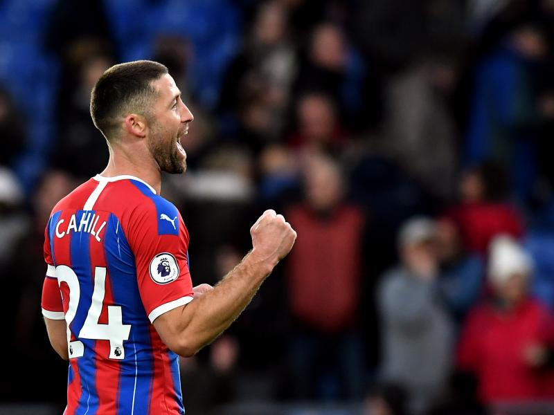 Gary Cahill not concerned about Crystal Palace future