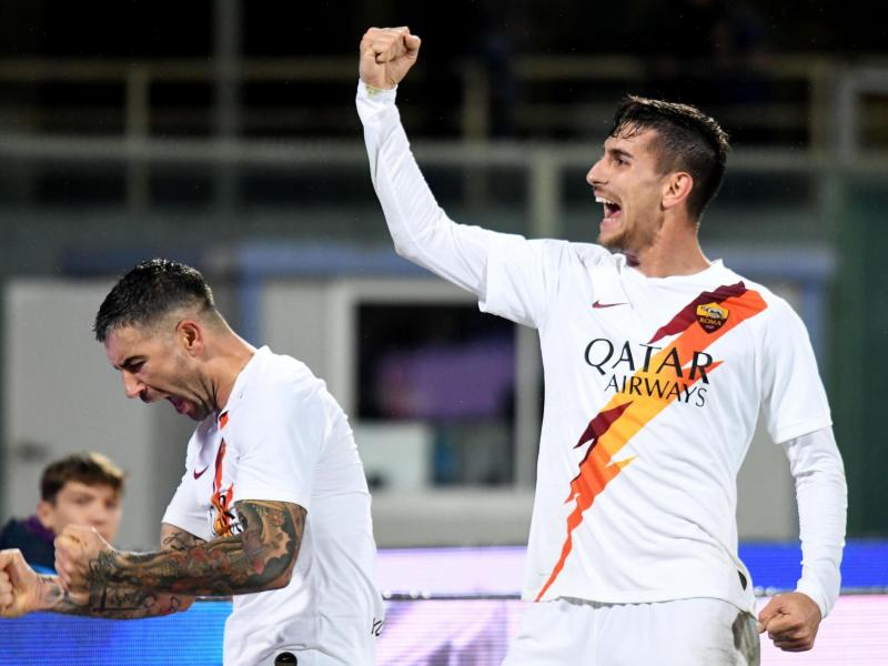Everton join Inter Milan in rapid race to sign Roma midfielder Lorenzo Pellegrini