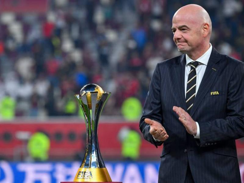 FIFA President: 2021 Club World Cup should be delayed