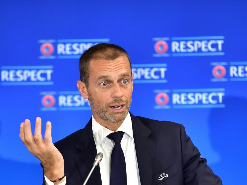 UEFA Chief believes season can be salvaged