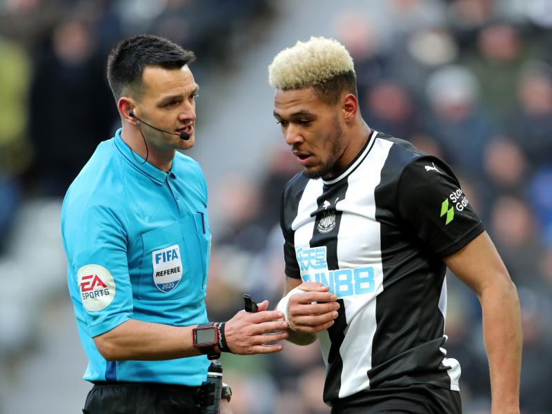 Newcastle legend Malcolm McDonald believes Joelinton is not hungry enough
