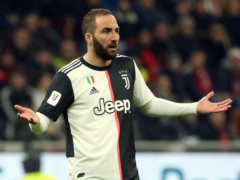 Juventus terminate Gonzalo Higuain's contract, set for move to Inter Miami