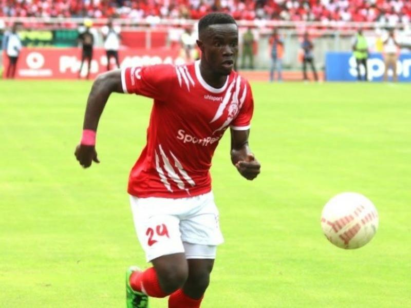 Nicholas Gyan joins Legon Cities as a free agent